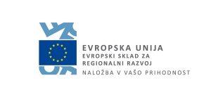 logotip Evropska Unija - Evropski sklad za regionalni razvoj